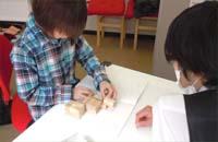 幼児教室 パズル画像